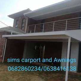 Sims carport and Awnings
