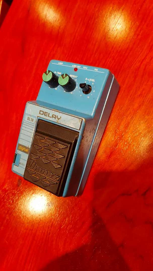 Ibanez DL 10 delay pedal