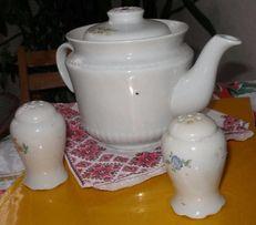 558. Чайник для заварки времен СССР 1983. раритет