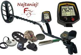 Wykrywacz metali Fisher F75 LTD DST, Najtaniej Raty 0%