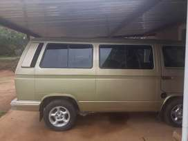 Vw microbus for sale 2002 model 10 seater