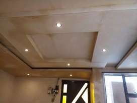 Ceiling and partitioning