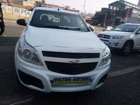 Chevrolet Utility 1.4 Manual with Canopy