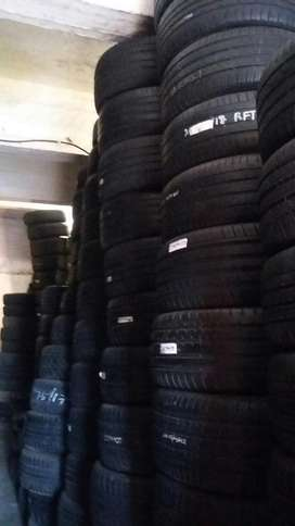 New and used tyres for sale