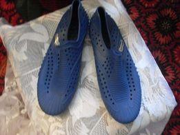 Резиновая обувь для бассейна размер 40