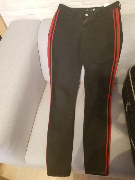 Spodnie z lampasem Uciechów - image 2