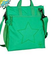 LASSIG CASUAL label torba plecak do wózka dla Mamy STAR DEEP GREEN