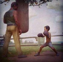 Тренер/Тренировки по боксу,спарринг партнёр.