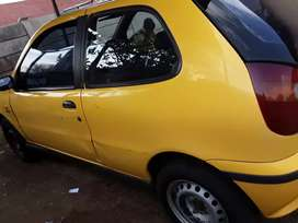 Fiat palio in a good condition.. driving and running