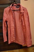 Koszula Tommy Hilfiger w paski rozmiar XL