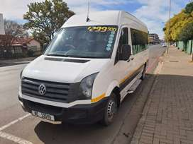 2013 VW Crafter 22 Seater bus