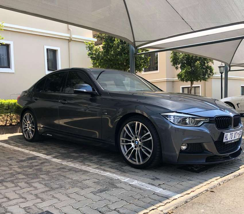 As Brand new BMW 320i M Sport in Excellent Condition within Motor Plan 0