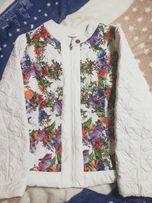 Куртка ветровка на весну