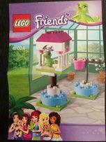 LEGO Friends 41024 Domek Papugi 41025 Domek Szczeniaka 41043 Plac Zaba