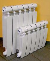 Самые низкие цены!!!Радиаторы для отопления Биметалл и Алюминий