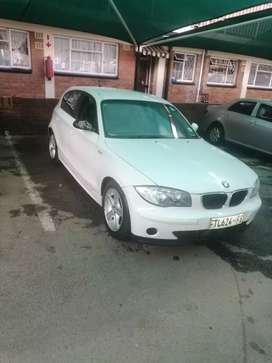 BMW 1series 118i manual