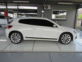 2011 VOLKSWAGEN SCIROCCO 1.4TSI HIGHLINE XENON+LEATHER ONLY 104000KM