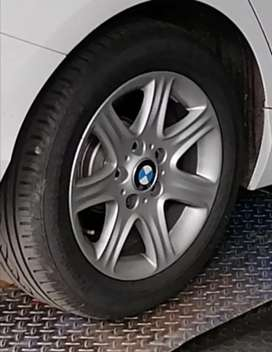 16 BMW mags with runflats