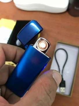 lighter no gas no fluid usb charged