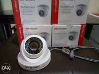High Resolution Indoor Security Camera 0