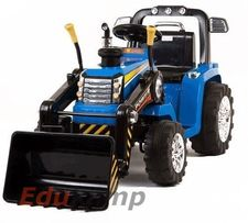 Traktor Koparka na akumulator 12V/7Ah POWER TRAKTOR POWER 2X 45W PILOT