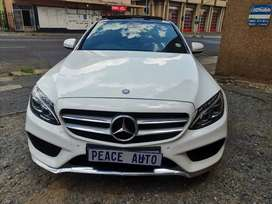 2015 Mercedes Benz c220  AMG for sale