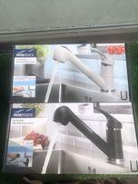 Кран, сместитель, змішувач, душ панель, трап с Германии