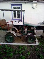 Міні трактор.