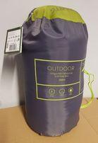 Śpiwór turystyczny 190x75cm 300 g/m2
