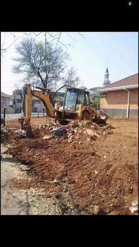 SSD R500 RUBBLE REMOVAL SERVICES/TLB HIRE/TREE FELLING