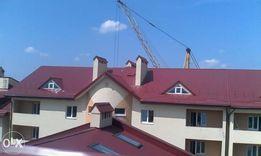 Покрівля і утеплення даху