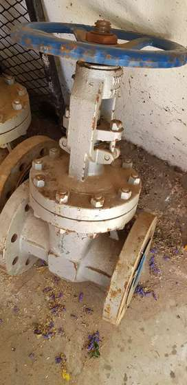 Gate Valve most used at Magalies Waters and Rand water.