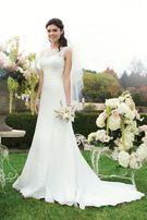 Свадебное платье британского бренда Justin Alexander