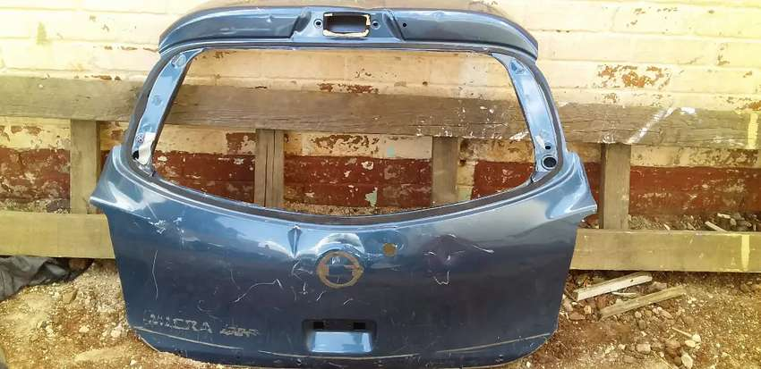 2019 NISSAN MICRA TAIL GATE AVAILABLE 0
