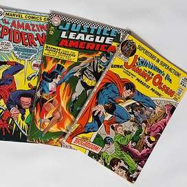 WANTED: Comics, Cash Offered