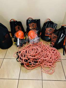 Rope Access and Fall Arrest Kits
