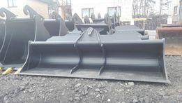 Lyzka Skarpow 0,7m3 CAT JCB ATLAS 7000złnetto14-18TON 2400mm