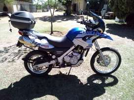 BMW GS650 reliable and in good condition
