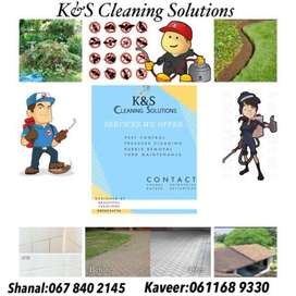K&S CLEANING SOLUTIONS