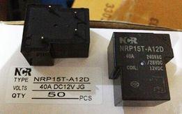 Электромеханическое реле NCR NRP15T-A-12D(24D) 40A/240VAC