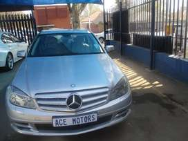 2011 MERCEDES BENZ C -200 CGI blue efficiency  automatic