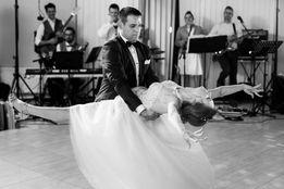 Suknia ślubna Adriana Reina 2019 Swarovski rozm.34/36 Madonna Emma