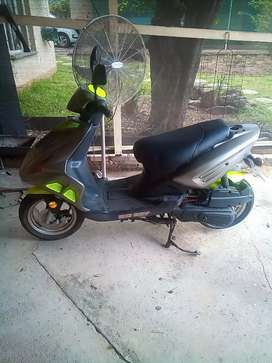 150cc big boy barely used. Great condition