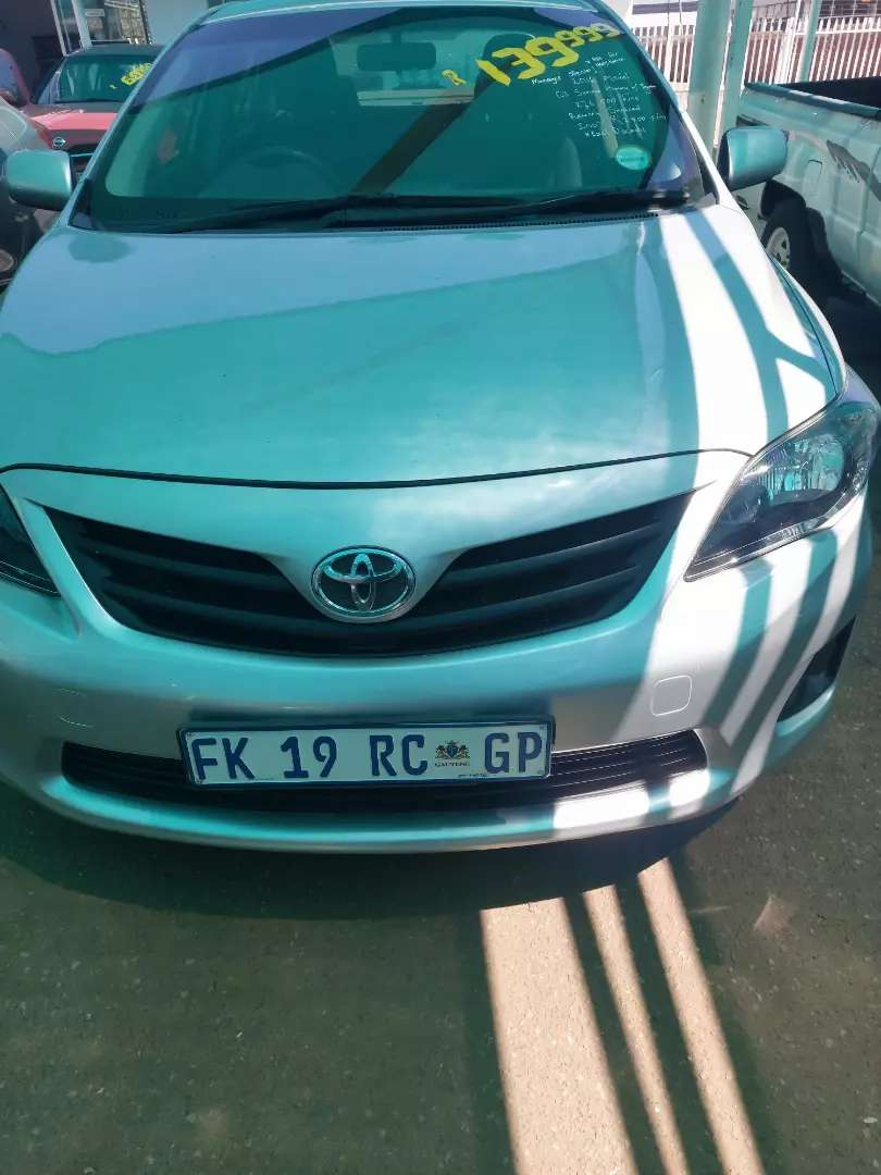 COROLLA 1.6 2016 FOR SALE 0