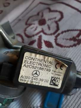 ignition  wit key for merc truck