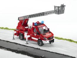 Брудер Игрушка BRUDER- пожарный МВ Sprinter,с лестницей(02532)