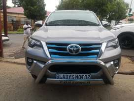 Toyota Fortuner 2.8 GD6 AUTOMATIC