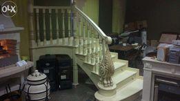 Лестницы,двери,мебель. Токарные работы по дереву, реставрация столярки
