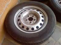 Mercedes Vito 16'' steel rim for sale  South Africa