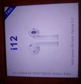 TSW I12 Airpods